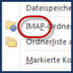 Imap Konto 150 150x150 So richten Sie ein IMAP Konto in Outlook 2010 ein