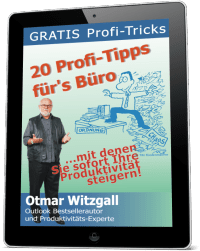 eBook Cover 20 Büro-Tipps